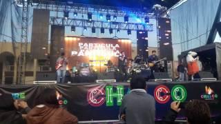 PARTICULA- Rastamandita (cover) Feria Chalco 2016