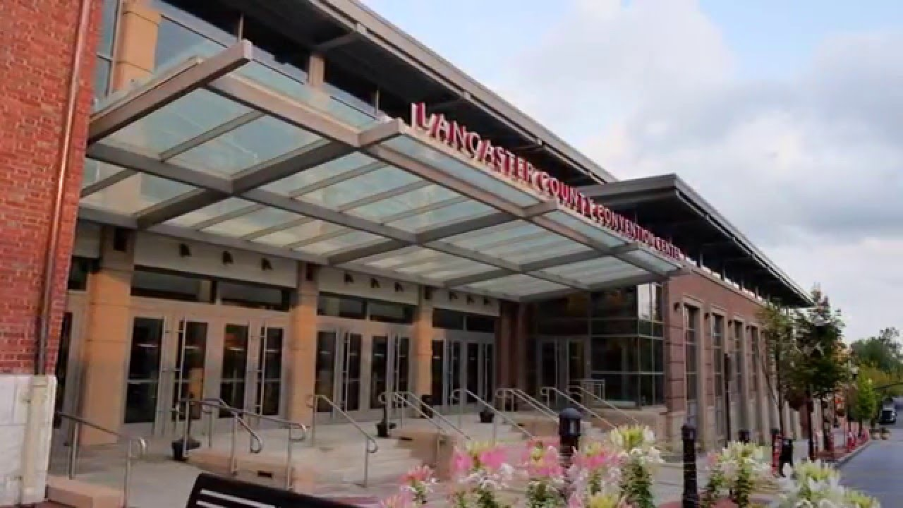 Lancaster Pa Convention Center Hotel