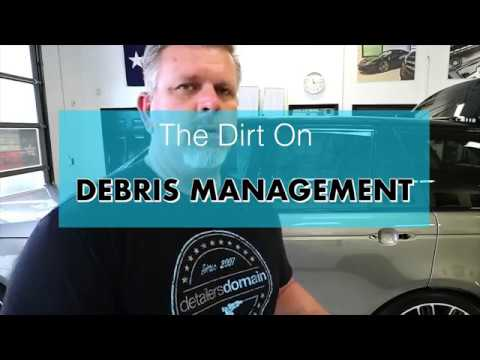 Managing Debris While Applying Paint Protection Film | Clear Bra |PPF