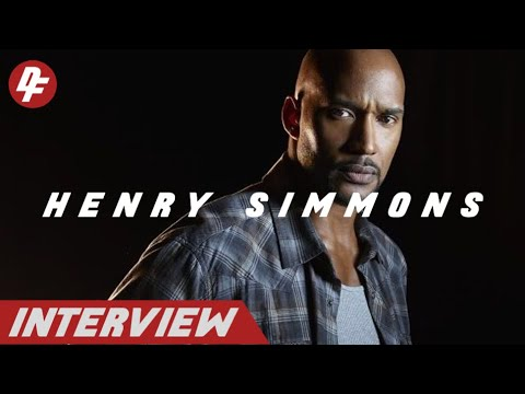 The Mutuals s: Henry Simmons  Mack on Marvel's AGENTS OF SHIELD