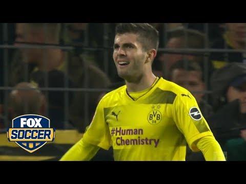 Christian Pulisic was on fire against Bayern Munich in Der Klassiker | FOX SOCCER