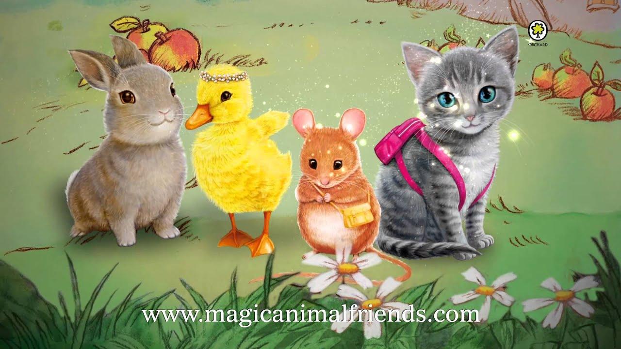 Magic Animal Friends - TV trailer - YouTube