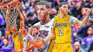 NBA Rookie Reaction: Lonzo Ball is NOT a BUST