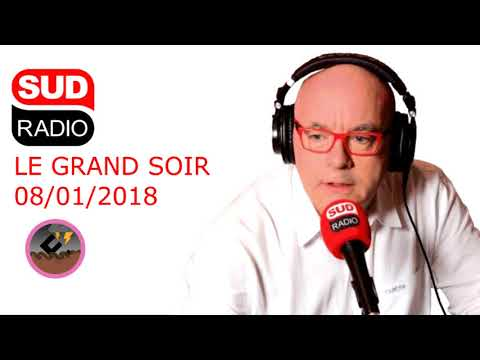 Sud Radio - Le Journal de 18h00 du 08/01/2018 - Collectif RER E