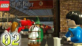 Lego Harry Potter Collection #002 Gleis 9 3/4 Hogwarts Express |  Lego Harry Potter Deutsch