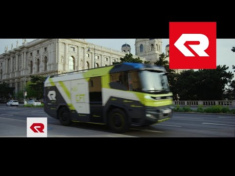 Concept Fire Truck: Innovative Technologie als Antwort auf Megatrends