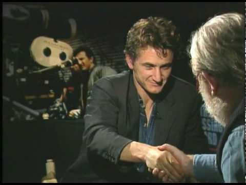 "Sean Penn talks to Joe Leydon about ""The Crossing Guard"" Mp3"