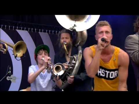 Chef Special - Biggest Monkey Live Op Pinkpop 2014