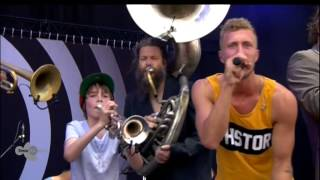 Chef Special - Biggest Monkey live op Pinkpop 2014