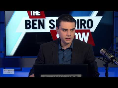 Ben Shapiro Knocks Rosie O'Donnell for Sexual Harassment