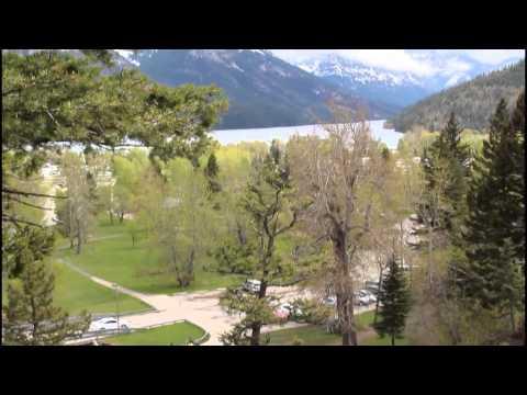 Waterton Drumheller Alberta Road Trip with Waydz