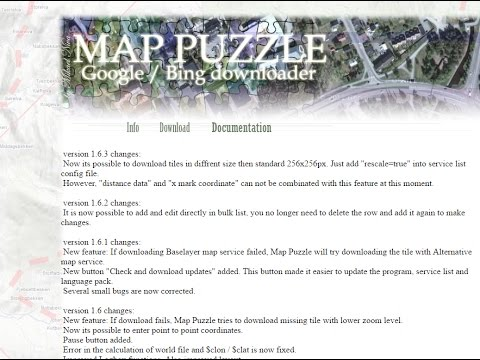 Download google map high resolution with map puzzle youtube download google map high resolution with map puzzle gumiabroncs Image collections