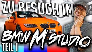 JP Performance - Zu Besuch im BMW M Studio