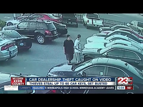 Delano Car Dealers >> Two Teens Caught After Stealing Car Keys From Delano Family Auto