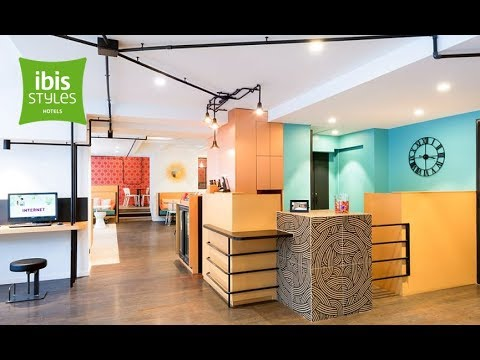 Discover Ibis Styles Macon Centre • France • Creative By Design Hotels • Ibis