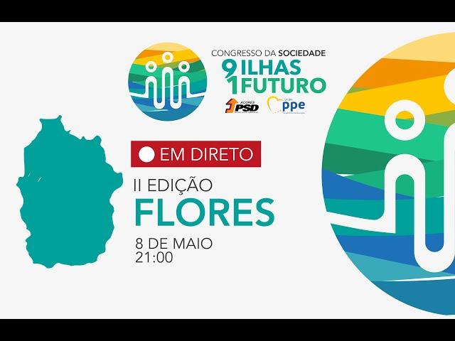 Congresso da Sociedade - II Edição - Ilha das Flores