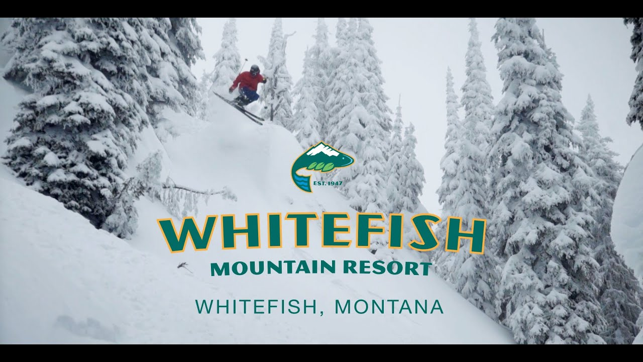 whitefish mountain resort - youtube