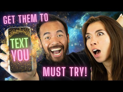Manifest A TEXT From A SPECIFIC PERSON (with special guest Master Sri Akarshana!) Law Of Attraction