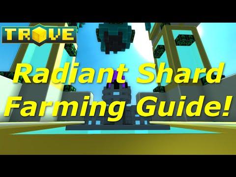 [Trove] Radiant Shard Farming Guide(Tutorial)! How to Perfect Run Dark Hearts!