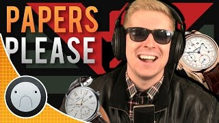 THE WATCH THIEF (Papers Please) #7