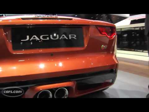 2014 Jaguar F-Type Car Video Review