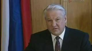 Новогоднее поздравление М. Задорнова 31 декабря 1991 года