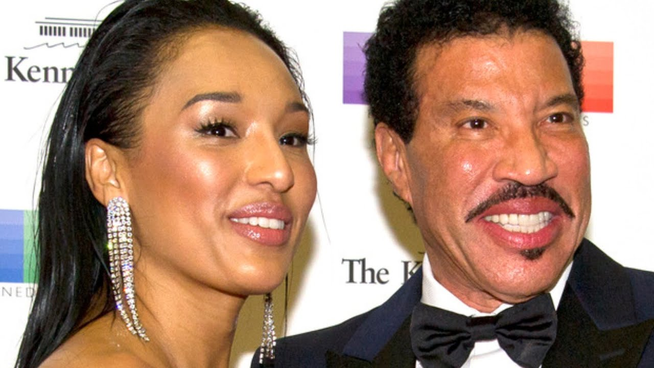 Why Lionel Richie's Relationship Is Causing A Stir
