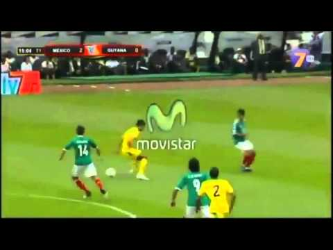 Mexico vs Guyana 3-1 Eliminatorias Concacaf