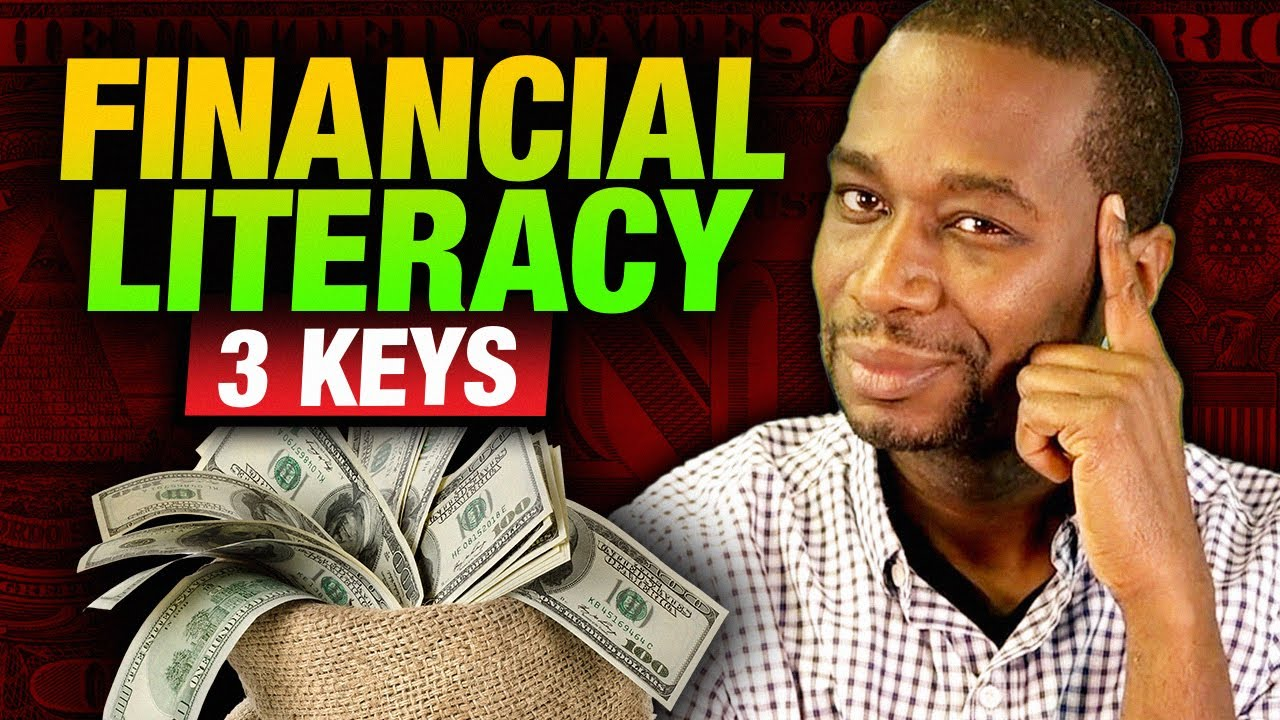 The 3 Key Components of Financial Literacy