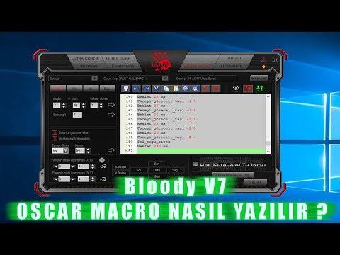 BLOODY V7 OSCAR