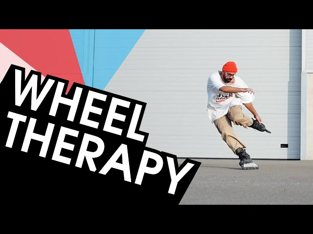 INLINE SKATING IS MY THERAPY