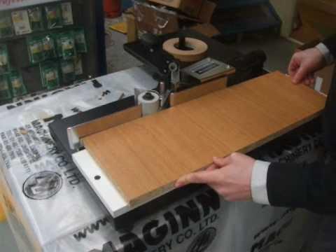 LEDA EB-1 Hot Glue Pot Edge Bander Single Phase by