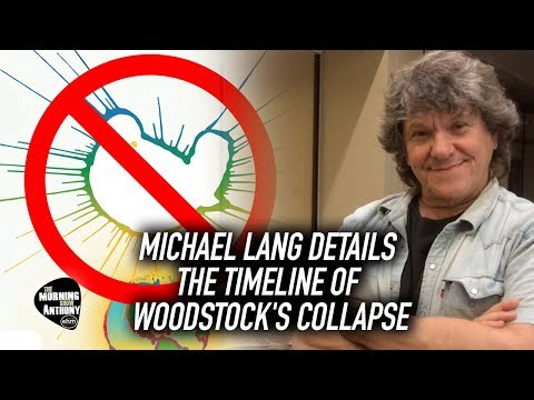 Michael Lang Details The Timeline Of Woodstock's Collapse