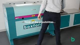 Boxford C02 Laser Cutting and Engraving Machines