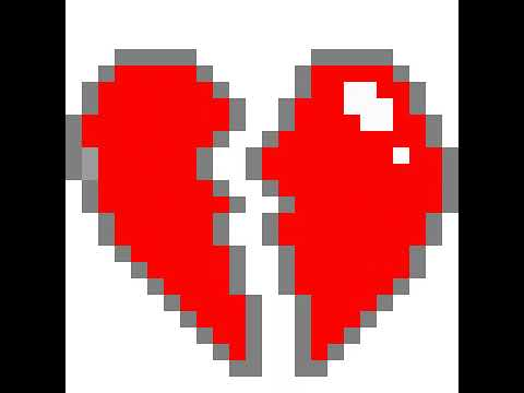 Vidéo Pixels En Coeur Youtube
