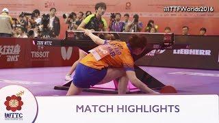 2016 world championships highlights ding ning vs li jie