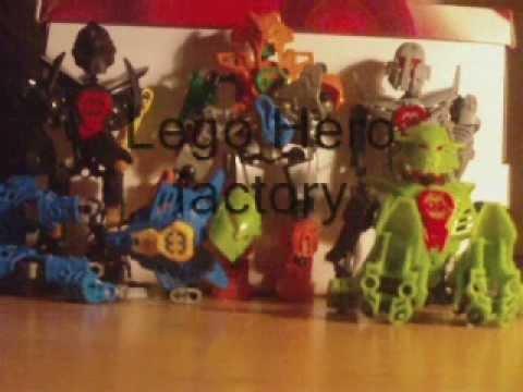 Lego Hero Factory Ocd1 Jak To Się Wszystko Zaczęło Youtube