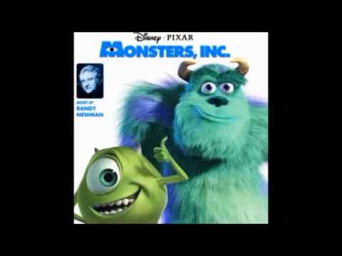 Monsters Inc. OST - 09 - Oh, Celia!