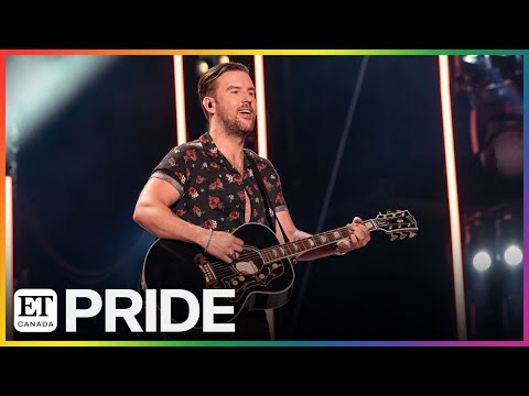 Celebs react as country star T.J. Osborne comes out