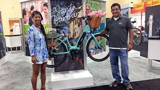 2017 Tempo Hybrid Electric Bicycle Updates from Interbike