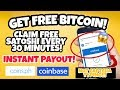 Without adds without recaptcha highest payout rate btc faucet 2019 live withdraw proof 2019 btc 2019