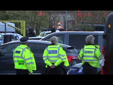 Possible prise d'otage impliquant un homme armé à Nuneaton (Direct du 22.10)