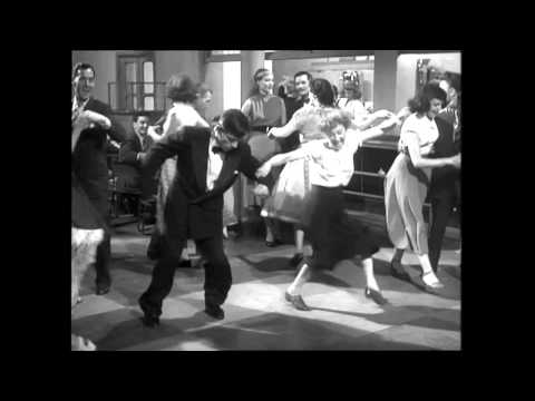 "Norman Wisdom - Dance ""Trouble In Store"""
