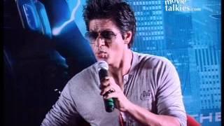 SRK Talks About His Smoking Habit