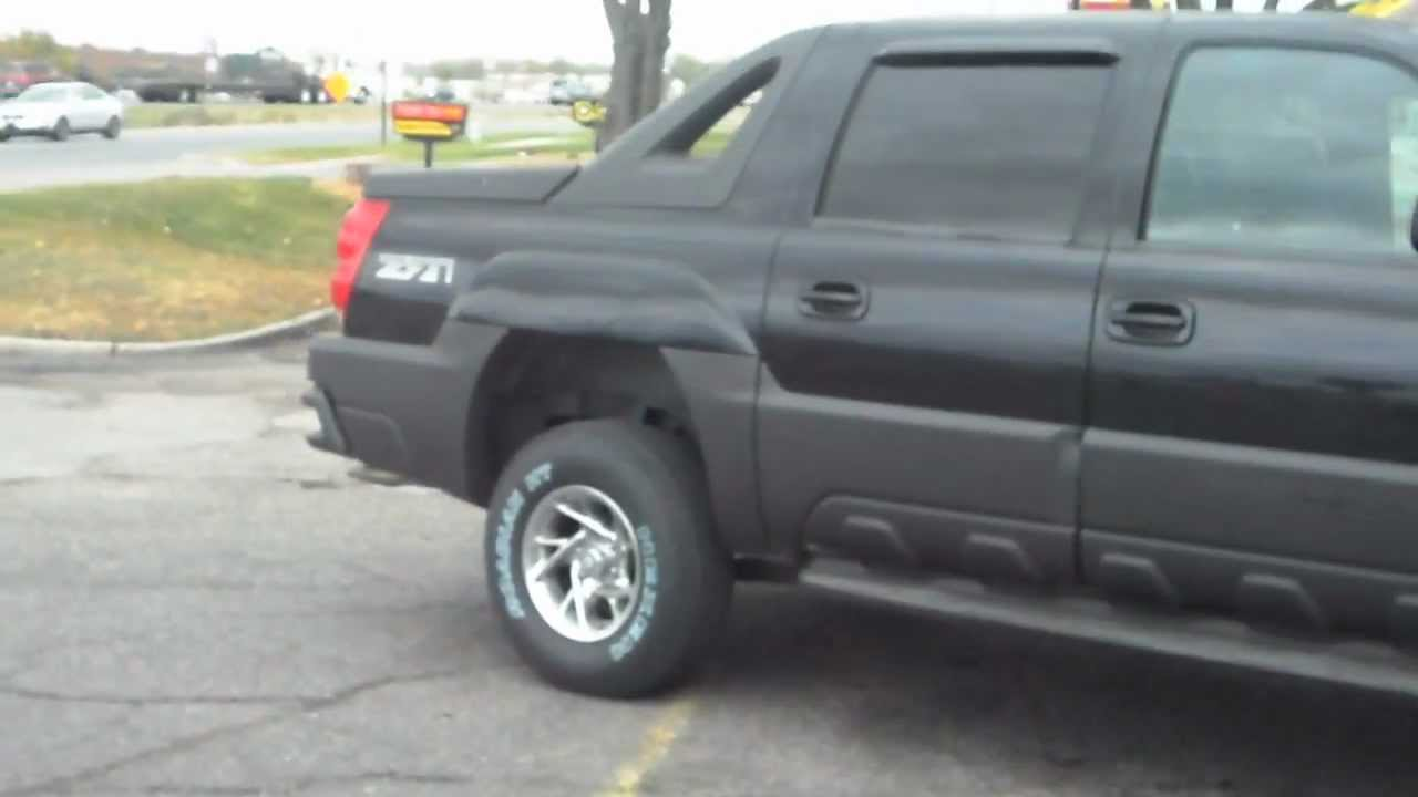 2004 chevrolet avalanche z71 crew cab lifted youtube. Black Bedroom Furniture Sets. Home Design Ideas
