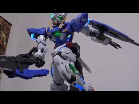 Gundam Exia vs Kaiju-Rex Stop Motion Review. Gundam Pacific Rim Style DibujAme un. Mi 1er Gunpla