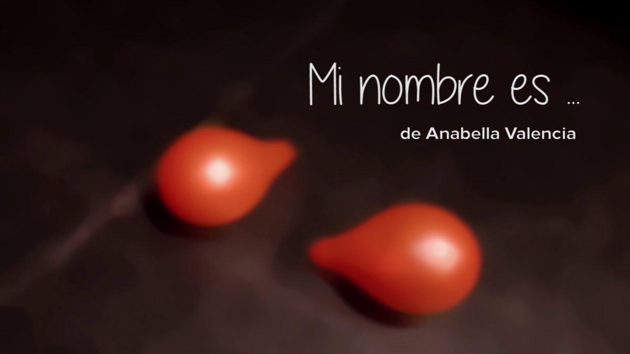 """""""Mi Nombre Es"""" de Anabella Valencia - La Escalera Teatro UNLPam"""