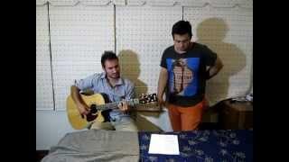 Cucho & Phillip - Que Me Alcance La Vida (Cover de Sin Bandera)