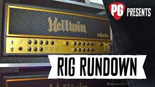 Rig Rundown - Avenged Sevenfold's Synyster Gates, Zacky Vengeance, & Johnny Christ