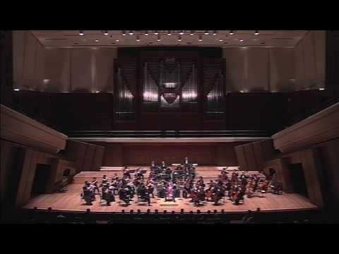 Saint-Saëns, Cello Concerto no. 1, Luigi Piovano, New Japan Philharmonic, 2015